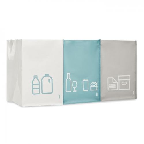 Atkritumu maisu komplekti Rebin ar apdruku (cena bez logo)