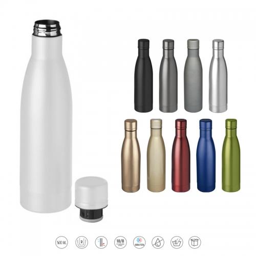 Sporta pudeles 500ml Wala ar apdruku (cena bez logo)