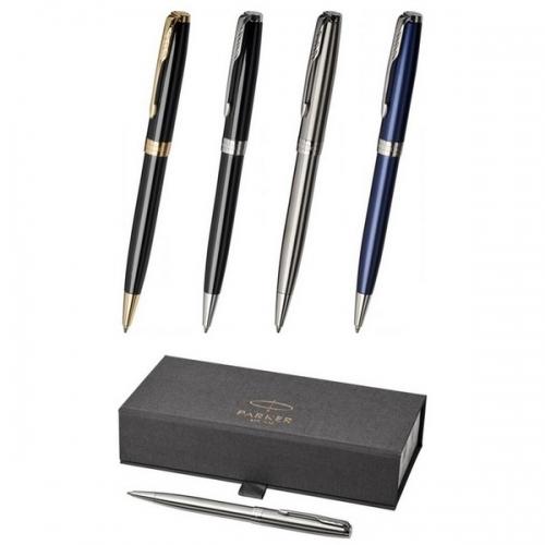 Parker lodīšu pildspalva Sonnet ar apdruku (cena bez logo)