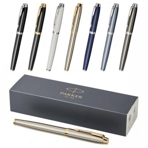 Parker rollerveida pildspalva IM ar apdruku (cena bez logo)