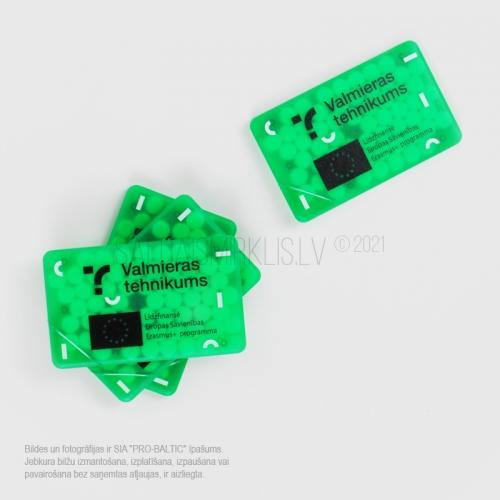 Piparmētru kredītkartes