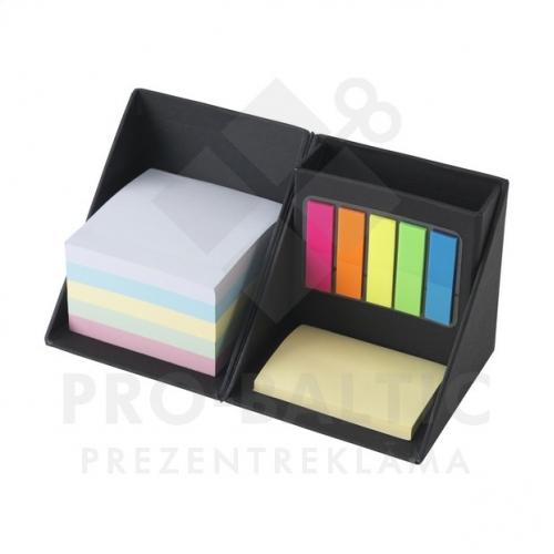 Piezīmju lapiņas kubā ar apdruku (cena bez logo)