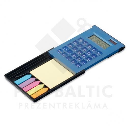 Bīdāmie kalkulatori Zigga ar apdruku (cena bez logo)