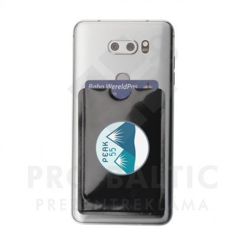 Karšu turētāji Flex ar RFID aizsardzību ar apdruku (cena bez logo)