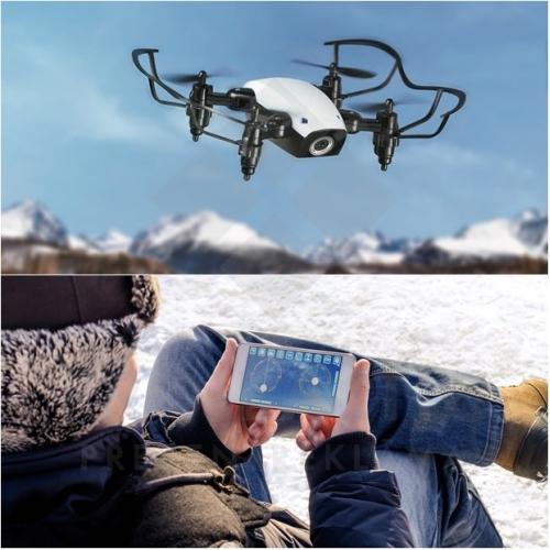 Droni ar logo