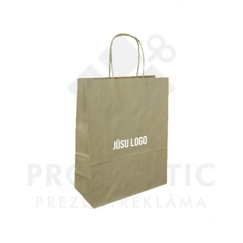 Standarta krāsu papīra maisi
