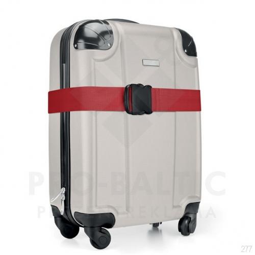 Bagāžas siksnas Sferon ar apdruku (cena bez logo)