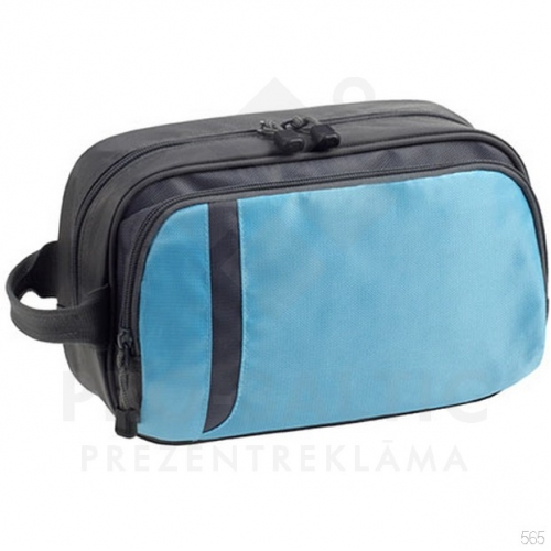 Сeļojumu kosmētikas somiņa Goshi ar apdruku (cena bez logo)