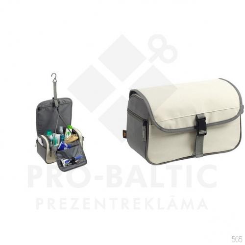 Сeļojumu kosmētikas somiņa Tipo ar apdruku (cena bez logo)
