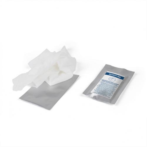 Vienreizēja salvete rokām un virsmām ANTISEPT PRO dezinfekcijas līdzeklis 3 ml