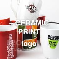 + logo dekoldruka 1 krāsā