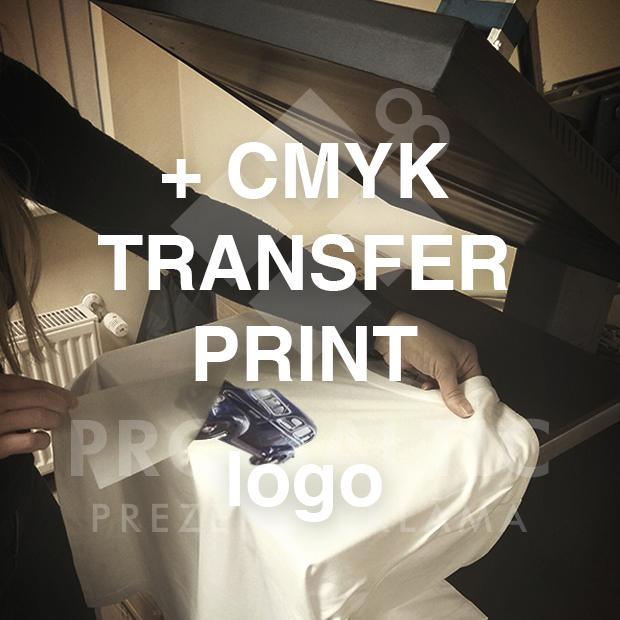 + transfer druka CMYK A5