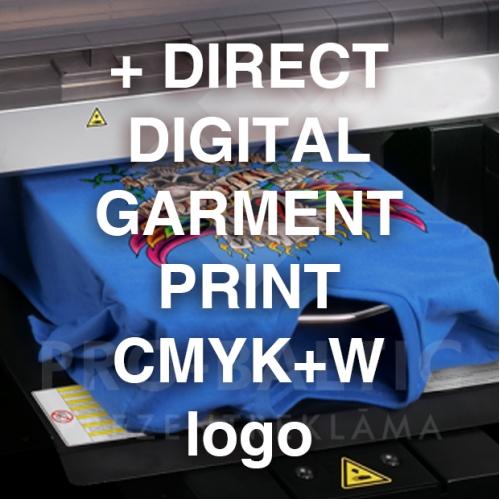 + tiešā digitālā druka CMYK A4