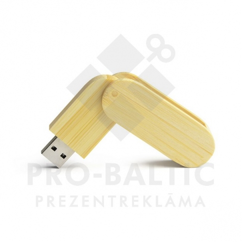 Koka USB atmiņa 16GB