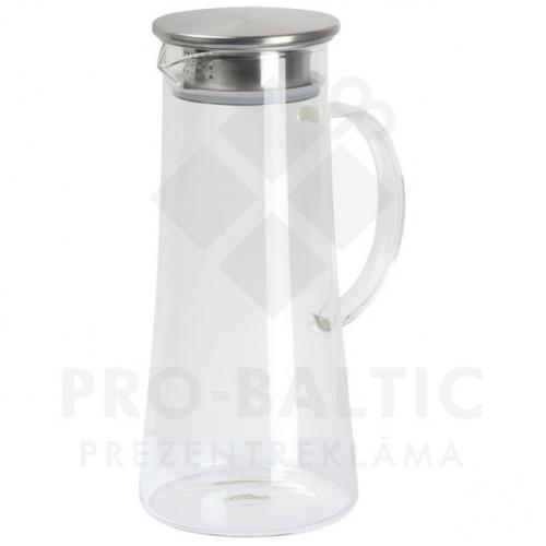 Stikla karafes Gloss ar gravējumu
