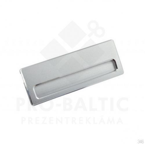Nozīmītes 70x25 mm ar magnēta stiprinājumu ar apdruku (cena bez logo)