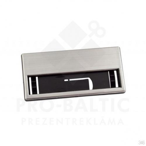 Nozīmītes 68x32 mm ar magnēta stiprinājumu ar apdruku (cena bez logo)