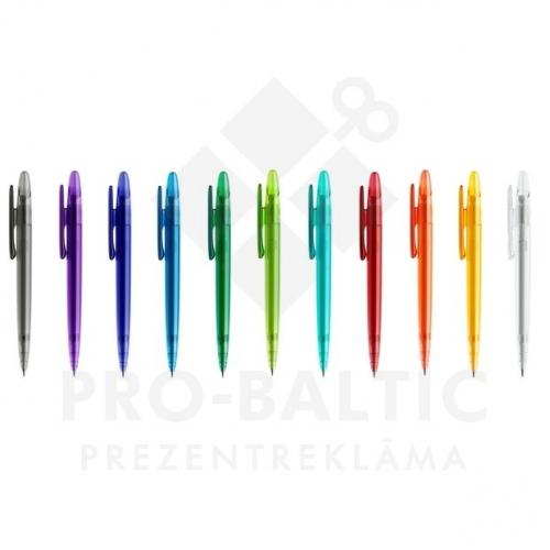 Pildspalva Prodir DS5 Transparent