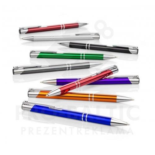 * Pildspalva ar gravējumu Cosmopolitan