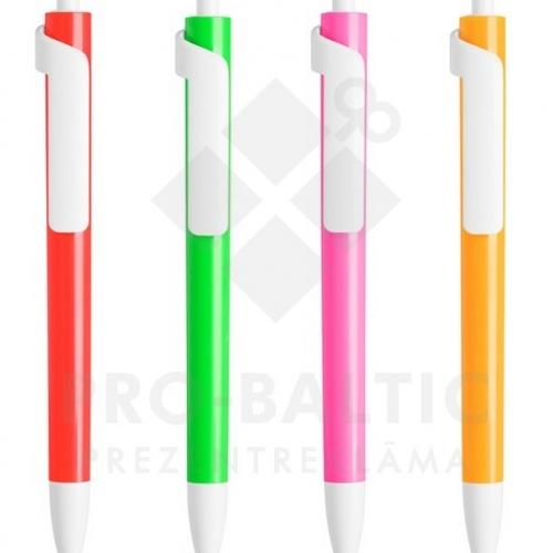 Pildspalva ar logo Forte Neon