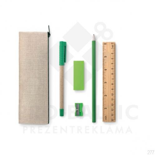 Rakstāmpiederumu komplekti Teko ar apdruku (cena bez logo)