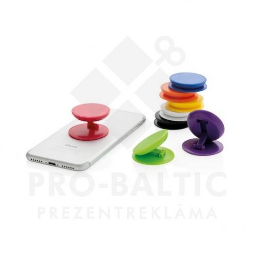 Mobilā tālruņa turētāji Trick ar logo