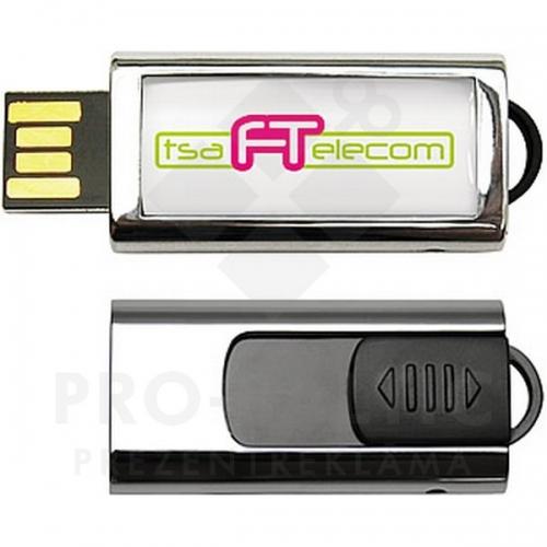 * Metāla USB atmiņa DUSS13