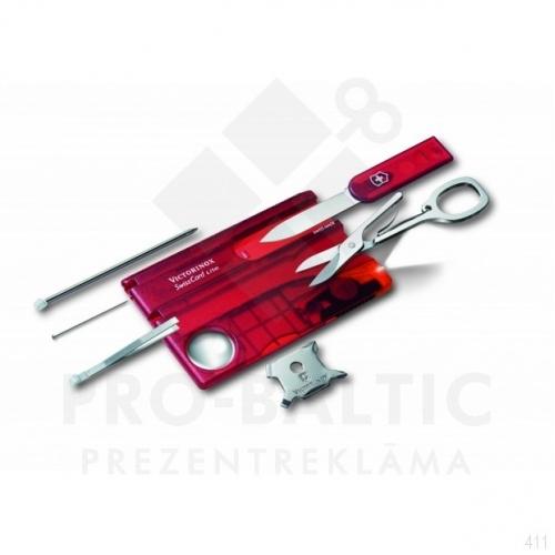Victorinox karte Lite ar apdruku (cena bez logo)