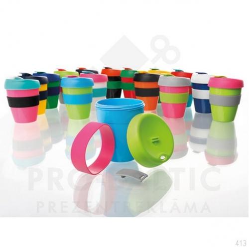 Kafijas krūze Tluren mix ar apdruku  350 ml (cena bez logo)