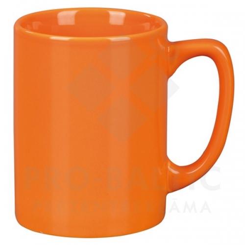 Krūze Alfie Orange ar logo, 280 ml