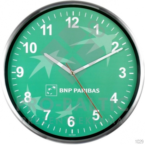 Sienas pulkstenis ar pilnkrāsu druku ø300 mm