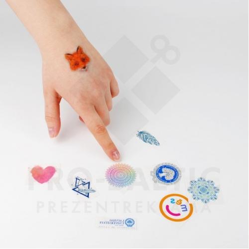 Individuālā dizaina tetovējuma uzlīme <=16 cm2