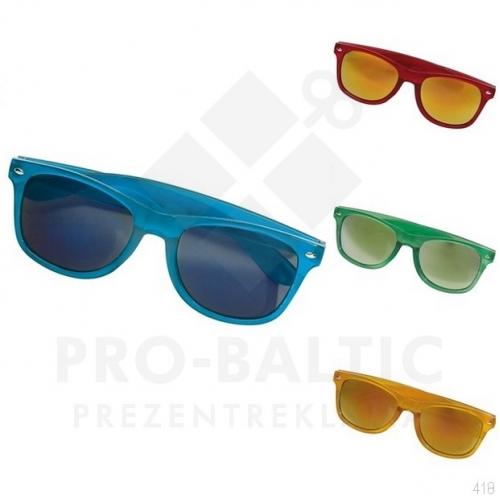Saulesbrilles ar logo REFLECTION