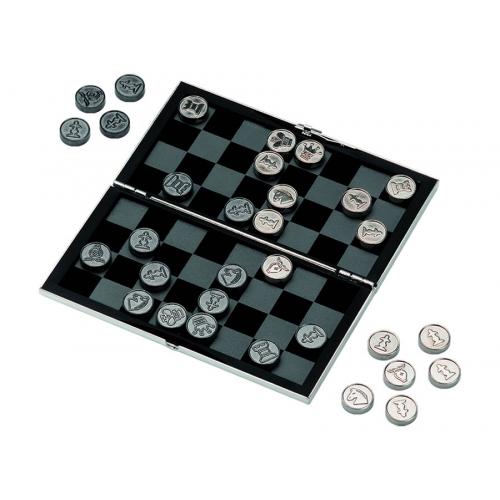 Dambrete un šahs